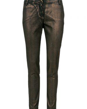 מכנסיים מבריקות ברונזה